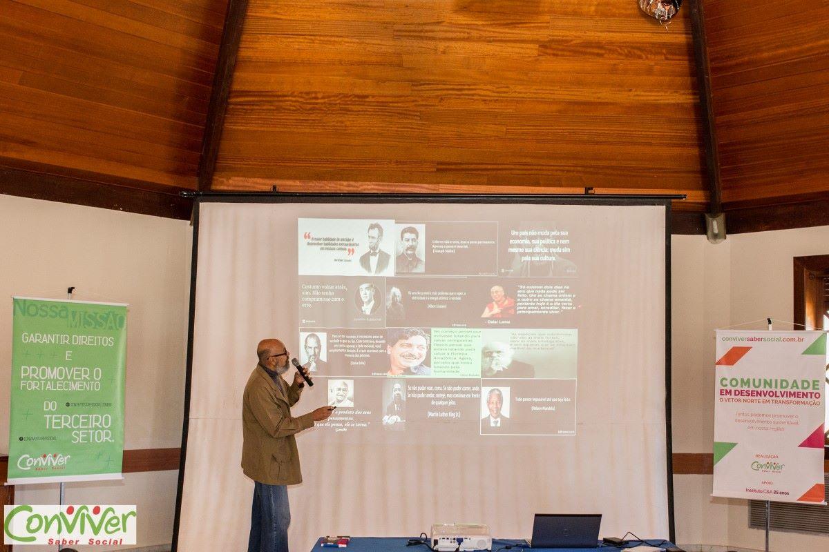 I Workshop Liderança Transformadora do Vetor Norte